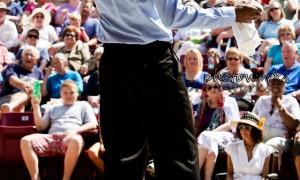 Landau live in Clarksburg WV; photo by John D. Seti – 4