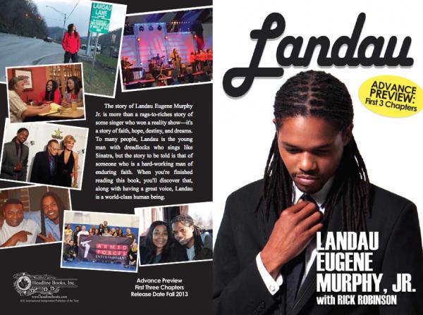 landau life story poster