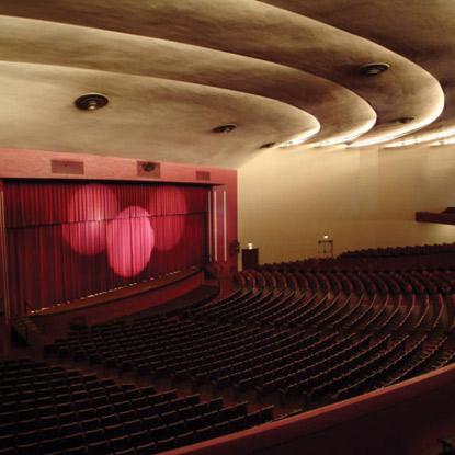 municipal auditorium main