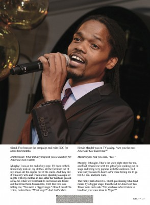 LEM - Article in Ability Magazine pg2
