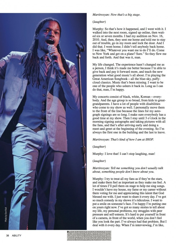 LEM - Article in Ability Magazine pg3