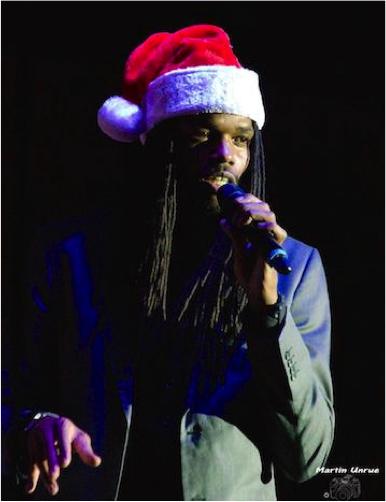 LEM santa hat