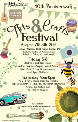 Poster - Arts & Crafts Festival 2015