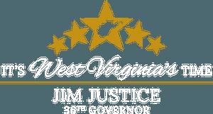 Jim Justice Inaugural logo